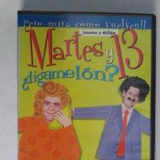 Series de TV: MARTES Y 13 ¿DIGAMELÓN? DVD. Lote 195296796