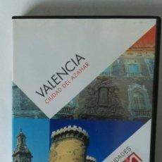 Series de TV: VALENCIA CIUDAD DEL AZAHAR DVD CIUDADES PARA EL SIGLO XXI. Lote 195340550