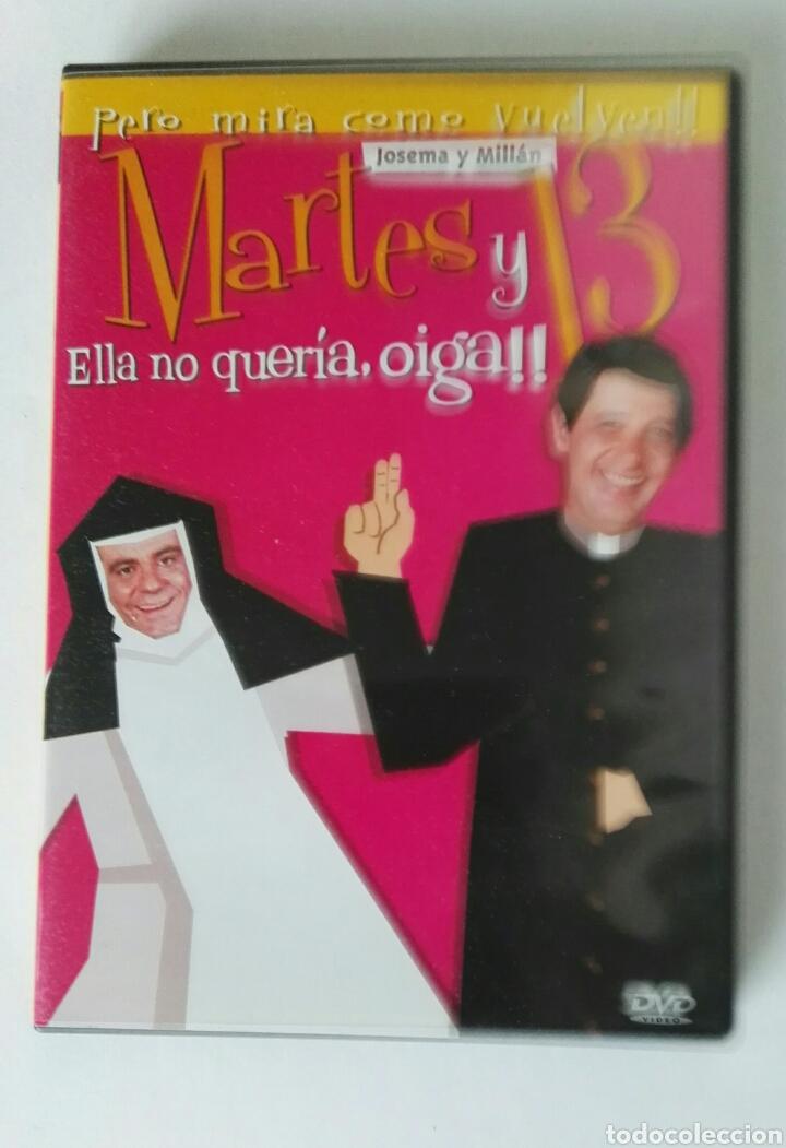 MARTES Y 13 ELLA NO QUERÍA OIGA (Series TV en DVD)