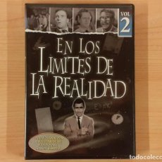 Series de TV: EN LOS LÍMITES DE LA REALIDAD (THE TWILIGHT ZONE VOL. 2 V.O.S.E. DESCATALOGADO. Lote 195391860