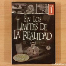Series de TV: EN LOS LÍMITES DE LA REALIDAD (THE TWILIGHT ZONE) VOL. 1 V.O.S.E. DESCATALOGADO. Lote 195392042