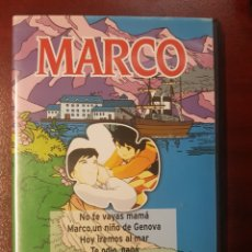 Series de TV: MARCO DVD N° 1. Lote 195399992