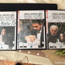 Series de TV: LA REGENTA SERIE TV EN 3 DVD. Lote 195624950
