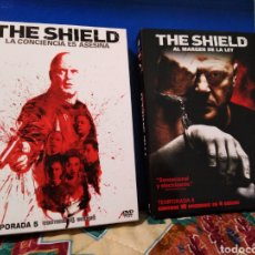 Series de TV: SERIE TV THE SHIELD ( 5 Y 6 TEMPORADA ) 8 DVD. Lote 195789003
