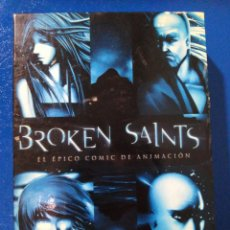 Series de TV: SERIE TV BROKEN SAINTS ( DIBUJOS ANIMADOS ) 4 DVD. Lote 195789528