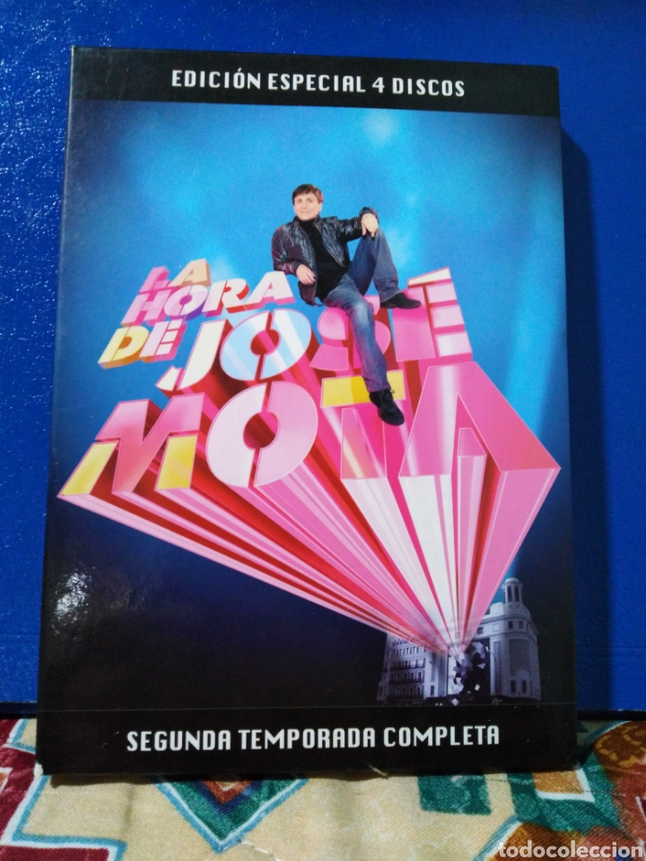 SERIE TV LA HORA DE JOSÉ MOTA ( 2 TEMPORADA COMPLETA ) 4 DVD (Series TV en DVD)