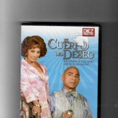 Séries TV: SERIE DE TV -EL CUERPO DEL DESEO - DVD Nº 9. CONTENIDOS EXTRAS -. Lote 50262886