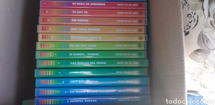 Series de TV: Crecer con los lunnis 12 DVD y 6 pc cd - Foto 6 - 196493627