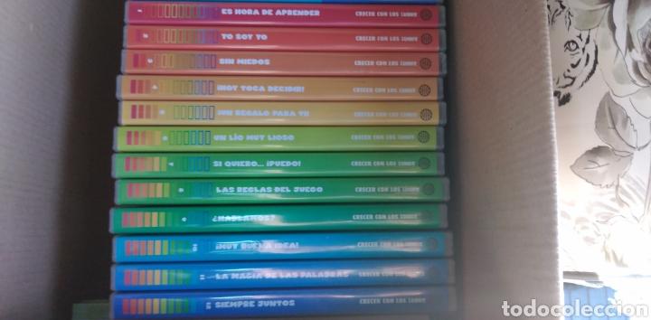 Series de TV: Crecer con los lunnis 12 DVD y 6 pc cd - Foto 7 - 196493627