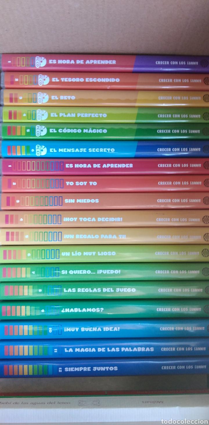 Series de TV: Crecer con los lunnis 12 DVD y 6 pc cd - Foto 2 - 196493627