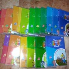 Series de TV: CRECER CON LOS LUNNIS 12 DVD Y 6 PC CD. Lote 196493627