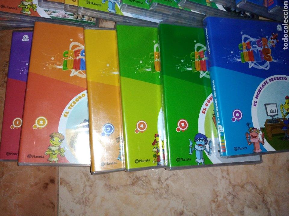 Series de TV: Crecer con los lunnis 12 DVD y 6 pc cd - Foto 8 - 196493627