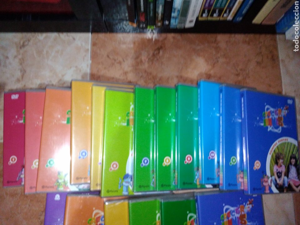 Series de TV: Crecer con los lunnis 12 DVD y 6 pc cd - Foto 3 - 196493627