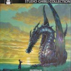 Series de TV: CUENTOS DE TERRAMAR DE MIYAZAKI - DVD ANIME -STUDIO GHIBLI COLLECTION -. Lote 196571580