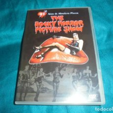 Séries de TV: THE ROCKY HORROR PICTURE SHOW. DVD. IMPECABLE (#). Lote 196594353