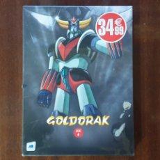 Series de TV: DVD - GOLDORAK VOL. 6 - PACK 3 DVDS - RELATED MAZINGER Z, UFO ROBOT GRENDIZER. Lote 196789990