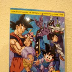 Series de TV: DRAGON BALL Z SUPER -VOLUMEN 1- SELECTA VISION. Lote 196950503