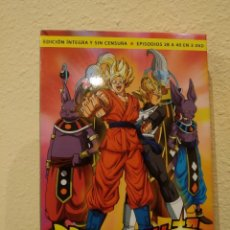 Series de TV: DRAGON BALL Z SUPER -VOLUMEN 3- SELECTA VISION. Lote 196951063