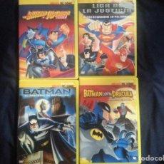 Series de TV: BATMAN - COLECCION HEROES DEL COMIC - LOTE 4. Lote 196968366