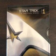 Series de TV: STAR TREK PRIMERA TEMPORADA. Lote 197192867
