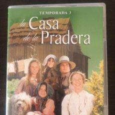 Series de TV: LA CASA DE LA PRADERA. TERCERA TEMPORADA. Lote 197411123