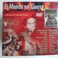 Series de TV: EL MUNDO EN GUERRA ( 14 DVD ). Lote 197444992