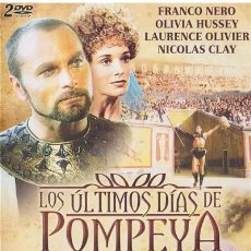 Séries TV: LOS ULTIMOS DIAS DE POMPEYA (THE LAST DAYS OF POMPEII). Lote 197560897