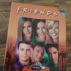 Series de TV: FRIENDS SERIE TV TEMPORADA 1 COMPLETA. 5 DVD PRECINTADOS VIDEO. Lote 197577497