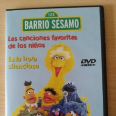 Series de TV: DVD BARRIO SÉSAMO N 3. PLANETA JUNIOR. Lote 197889268