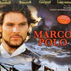 Series de TV: SERIE COMPLETA MARCO POLO EN DVD UNICA Y ESPECIAL LA MEJOR VERSION CON 4 DVDS + DE 7 HORAS. Lote 221742595