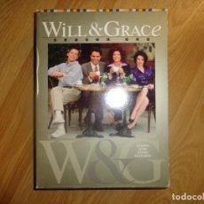 Series de TV: SERIE 'WILL & GRACE' 1º TEMPORADA COMPLETA. Lote 198240562