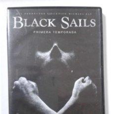 Series de TV: BLACK SAILS TEMPORADA 1. DVD. Lote 198474077