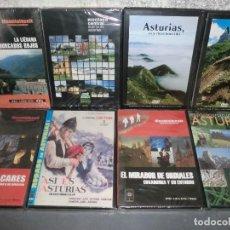 Series de TV: COLECCION DE DVD ,TODO ACERCA DE ASTURIAS. Lote 198513537