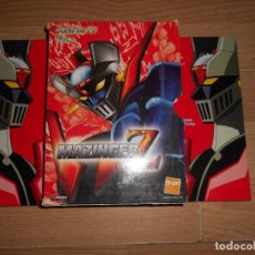 Series de TV: MAZINGER Z VOLUMEN 1 - 4-DVDS. Lote 198546821