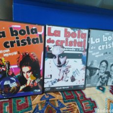Series de TV: LOTE DE 3 DVD LA BOLA DE CRISTAL SERIE TV. Lote 198812630