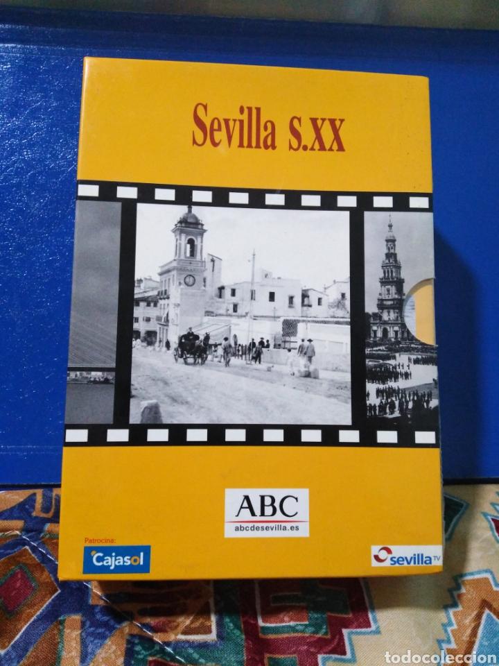 SIGLO XX SEVILLA CAJA DE 10 DVD (Series TV en DVD)