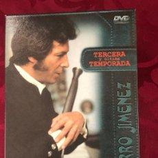 Series de TV: CURRO JIMÉNEZ TERCERA TEMPORADA. Lote 198815138