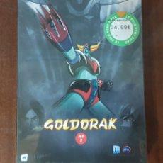 Series de TV: DVD - GOLDORAK VOL.2 - PACK 3 DVDS - RELATED MAZINGER Z, UFO ROBOT GRENDIZER. Lote 198855643