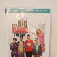 Series de TV: THE BIG BANG THEORY. SEGUNDA TEMPORADA. Lote 198882442