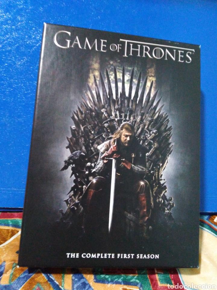 Series de TV: Juego de tronos ( 1 temporada completa ) 5 DVD - Foto 3 - 198923350