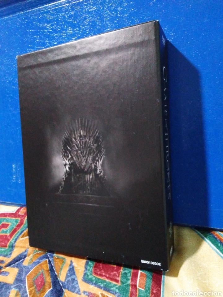 Series de TV: Juego de tronos ( 1 temporada completa ) 5 DVD - Foto 4 - 198923350