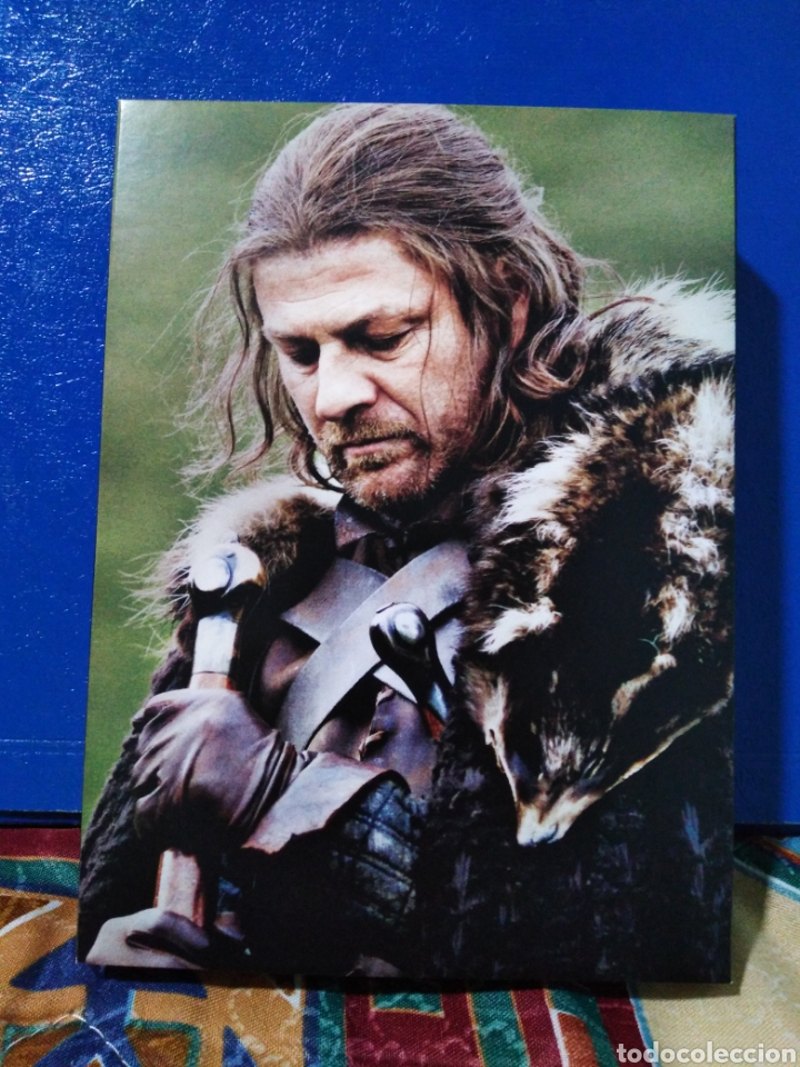 Series de TV: Juego de tronos ( 1 temporada completa ) 5 DVD - Foto 5 - 198923350