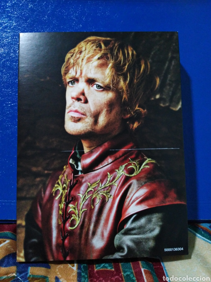 Series de TV: Juego de tronos ( 1 temporada completa ) 5 DVD - Foto 6 - 198923350