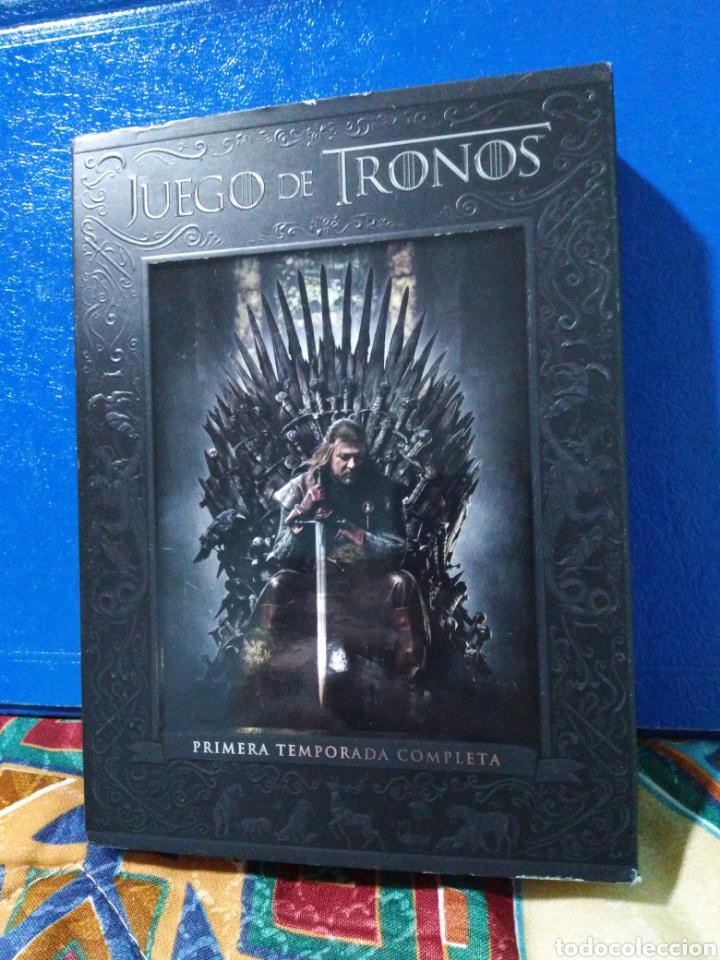 JUEGO DE TRONOS ( 1 TEMPORADA COMPLETA ) 5 DVD (Series TV en DVD)