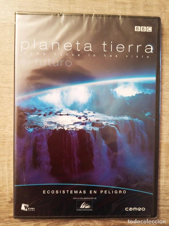 Series de TV: PLANETA TIERRA: COMO NUNCA LO HAS VISTO - VARIOS TÍTULOS - DVDS PRECINTADOS - Foto 3 - 198924690