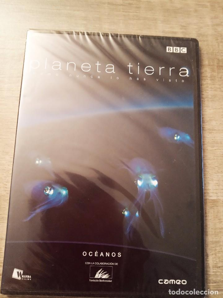 Series de TV: PLANETA TIERRA: COMO NUNCA LO HAS VISTO - VARIOS TÍTULOS - DVDS PRECINTADOS - Foto 5 - 198924690