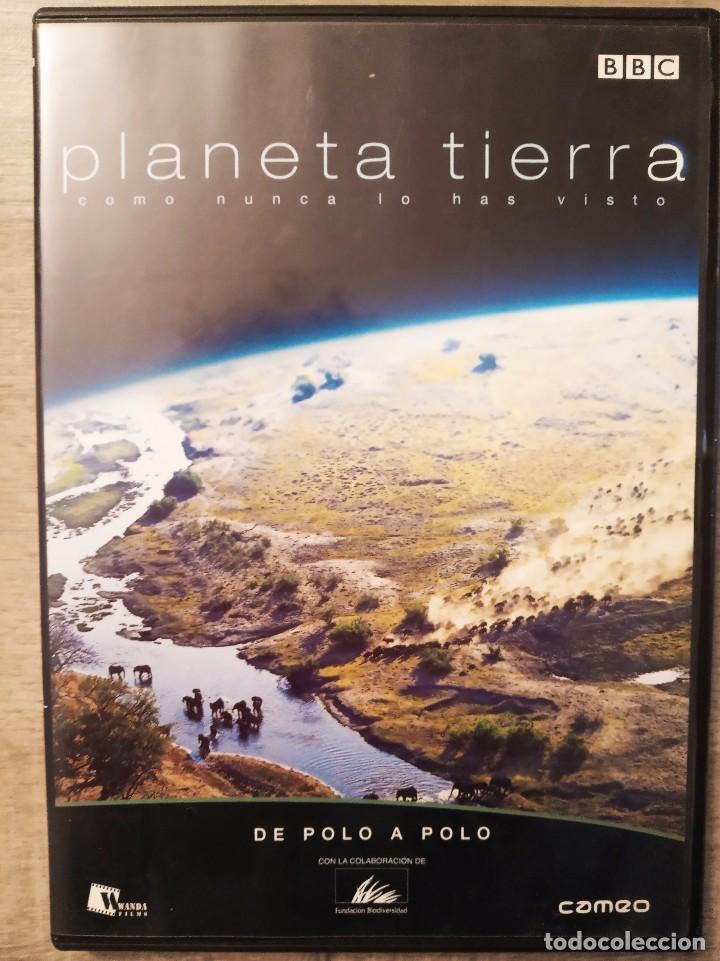 Series de TV: PLANETA TIERRA: COMO NUNCA LO HAS VISTO - VARIOS TÍTULOS - DVDS PRECINTADOS - Foto 6 - 198924690