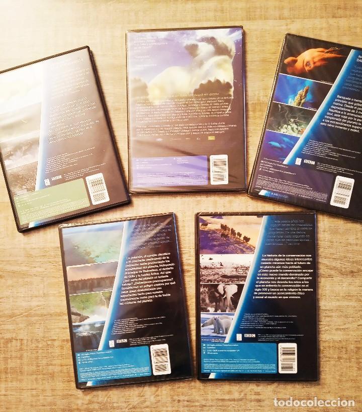 Series de TV: PLANETA TIERRA: COMO NUNCA LO HAS VISTO - VARIOS TÍTULOS - DVDS PRECINTADOS - Foto 7 - 198924690