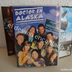 Series de TV: DOCTOR EN ALASKA. NORTHERN EXPOSURE. SERIE DE TV. COMPLETA. TODAS LAS TEMPORADAS.. Lote 199073927
