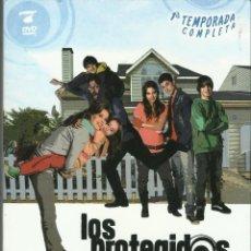 Series de TV: LOS PROTEGIDOS TEMPORADA 1 COMPLETA. Lote 199076433